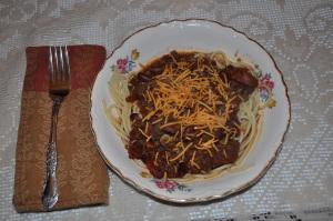 Chili Mole